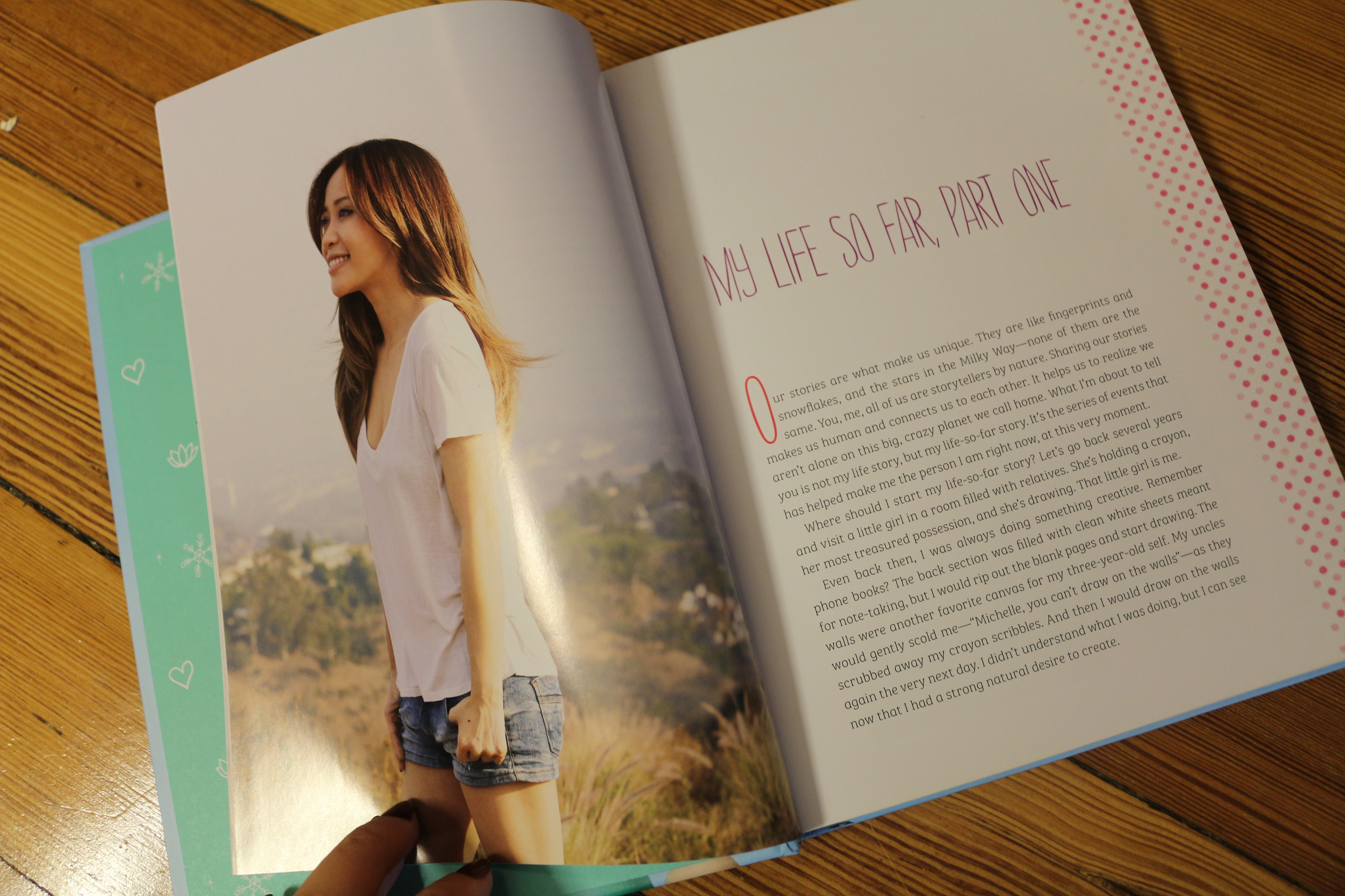 michelle phan 'make up: your life guide to beauty, style